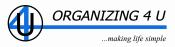 Organizing 4 U website